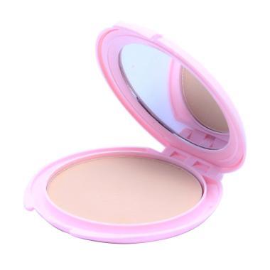 Viva 405938 Bright Beauty Compact Powder - 02 Natural
