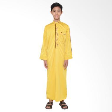 Arafah Alanzo Gamis Anak Laki-laki - Yellow