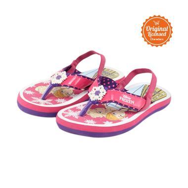 Disney CL087FZ-102F Frozen Flip Flop Sandals Anak
