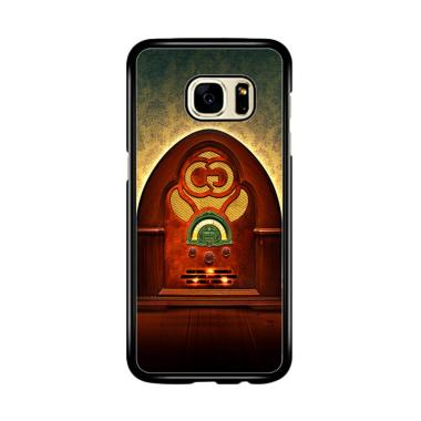 harga Flazzstore Vintage Radio Y1707 Custom Casing for Samsung Galaxy Note FE Fan Edition Blibli.com