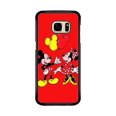 Baloon Love Mickey Minnie Mouse V15 ... (Fan Edition) Custom Case