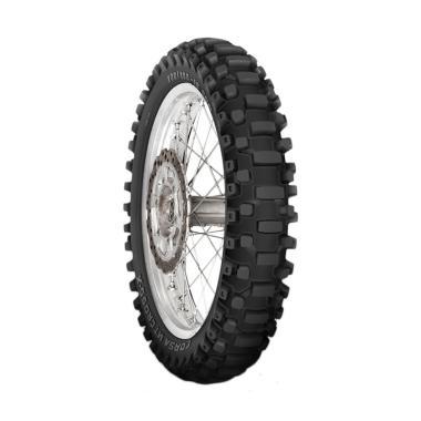 Corsa MT Cross-X Ban Motor Tubeless [90-100-14/ Rear/ Gratis Pasang]