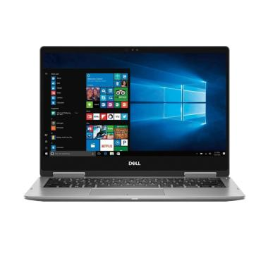 DELL Inspiron 13-7373 Laptop - Grey ... 0/8GB/256GB SSD/W10 Home]