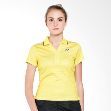 YONEX Women Polo Shirt Pakaian Badm ... [PL-G017-20279-28L-17-SR]