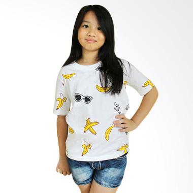 Amaris Fashion Banana Kaos Anak Lengan Pendek