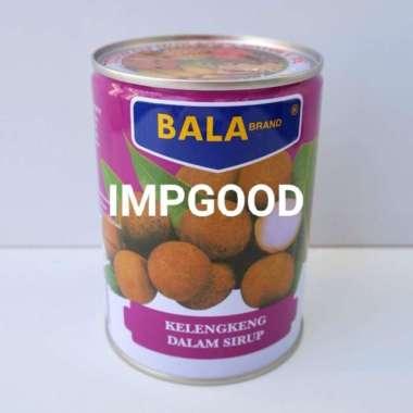 harga Baru BALA LONGAN  LONGAN KALENG  KELENGKENG KALENG 565GRAM Limited Blibli.com