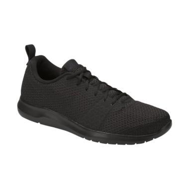Asics Kanmei M Shoes Sepatu Olahraga Pria - Black [T7H1N9099]