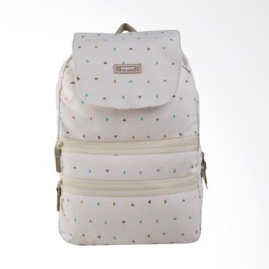 Exsport Club 8 Backpack Wanita - Cream