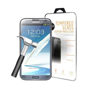 VR Tempered Glass Oppo F7 Pelindung ... Protector Oppo F7 - Clear