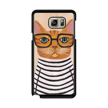 Acc Hp Cat Wearing Sunglasses J0424 ...  for Samsung Galaxy Note5
