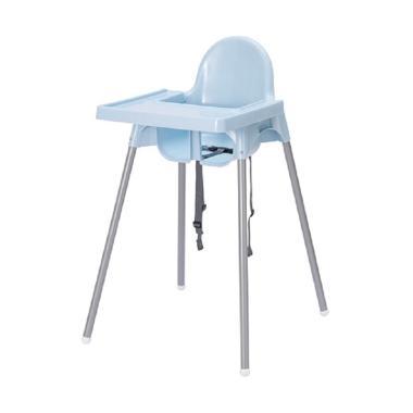 Ikea Antilop Kursi Makan Anak - Biru