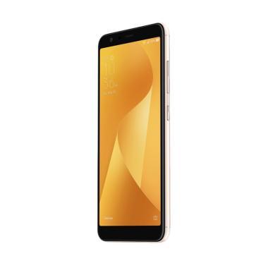 Asus Zenfone Max Plus M1 ZB570TL Smartphone - Gold [64 GB/ 4 GB]