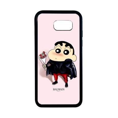 harga Bunnycase Sinchan Balmain Paris Romantic L0425 Custom Hardcase Casing for Samsung Galaxy A5 2017 Blibli.com