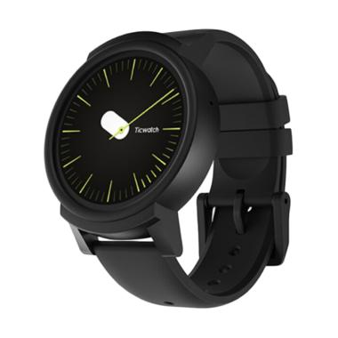 Ticwatch E Express Google Android Wear Smartwatch - Hitam