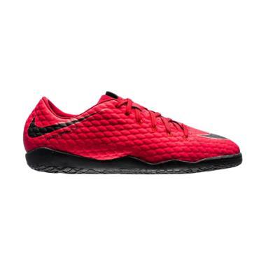 NIKE Hypervenom X Phelon Iii Ic Sepatu Futsal [Art#852563616/Original]