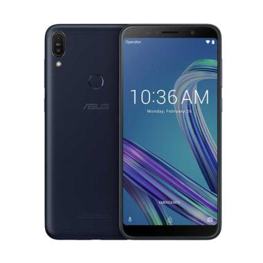 Asus Zenfone Max Pro M1 ZB602KL Smartphone - Deepsea Black 32 GB/ 3 GB