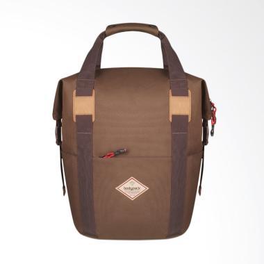 Bodypack Vermont Laptop Tas Ransel Pria - Brown