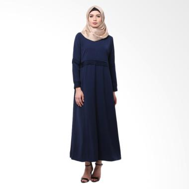 Allev Ufaira Dress Muslim - Dongker