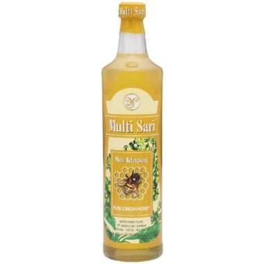 harga Multi sari madu kelengkeng 650ml btl Blibli.com