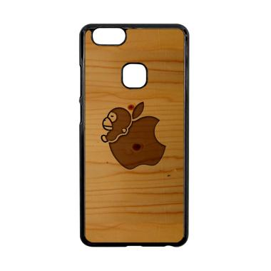 Bunnycase Monkey Sleep Apple L0536 Custom Hardcase Casing for Vivo V7