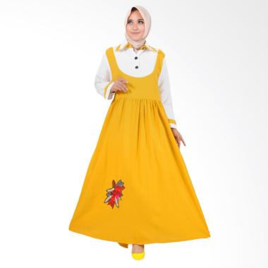 Edberth Fashion Carolien Long Dress Muslim Wanita