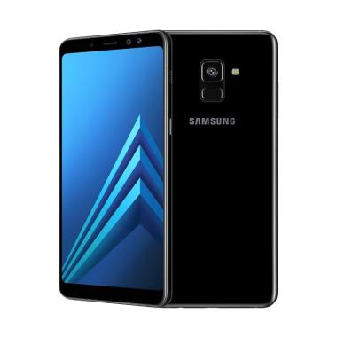 Samsung Galaxy A8 Plus 2018 Smartphone [64 GB/ 6 GB]