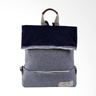 Exsport Mochi Mini Citypack Tas Wanita - Blue S