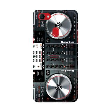 harga Flazzstore Digital Mixer Dj Turntable Electronic Music F0362 Premium Custom Casing for OPPO F7 Black Blibli.com