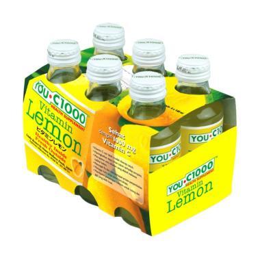 harga You C1000 Lemon [6pcs] Blibli.com
