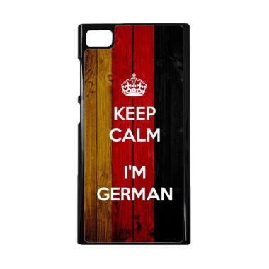 Acc Hp Keep Calm Im German X7079 Custom Casing for Xiaomi Mi3