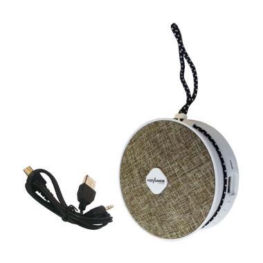 Advance ES030F Music Player Lapis Kain Bluetooth Speaker