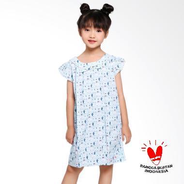 Pingu 905045 Pyramida Dress Anak Perempuan