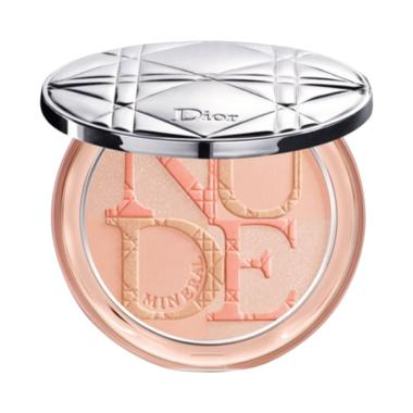 Dior DiorSkin Mineral Nude Glow Pow ... al Kiss [Limited Edition]