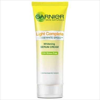 harga Garnier Light Complete White Speed serum cream Blibli.com