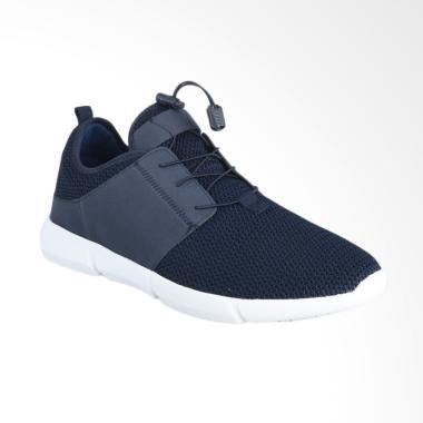 Bata Red Label Men Sepatu Kasual - Blue [8219502]