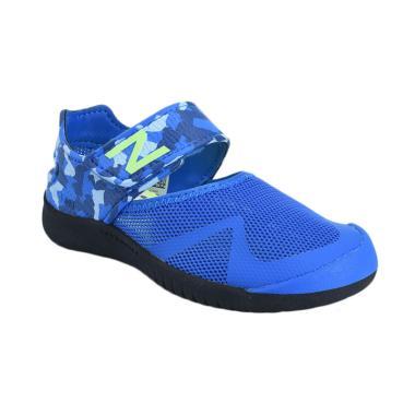 New Balance Kids NEWKA208BUY Sepatu Anak Laki - Blue da7b9e6c4c