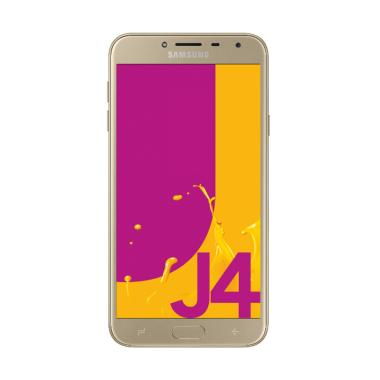 Samsung Galaxy J4 Smartphone - Gold ... ok (Official Merchandise)
