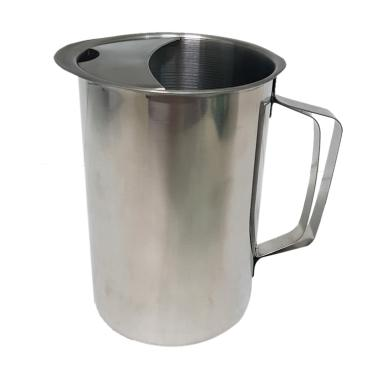 Stainless Kettle Water Jug Pitcher [1.8 L]