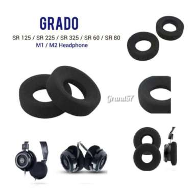 harga Unik Busa foam headphone grado sr125 sr225 sr325 sr60 sr80 alessandro m1 m2 Murah Blibli.com