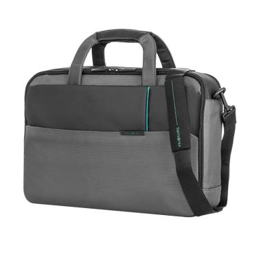 Samsonite Briefcase Tech-ICT Tas Laptop - Grey [M]