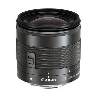 Canon EFM 11-22mm IS STM Lensa Kamera