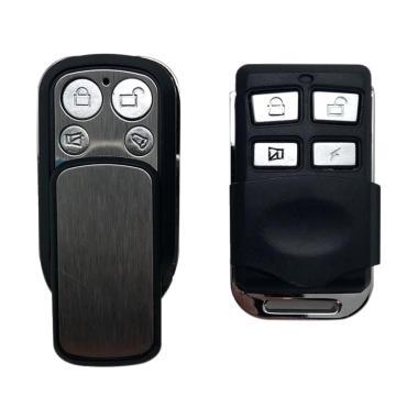 R4 3738 Remote Kontrol Set Alarm Mobil Universal