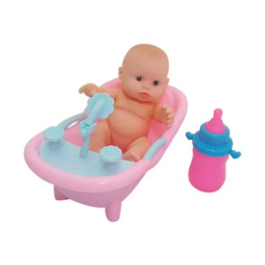 Jual MOMO Lovely Baby Bak Mandi Boneka - Multicolor Terbaru - Harga ... dc31a8d359