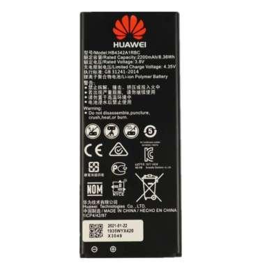 harga Baterai For Huawei SCL-TL00 / SCL TL00 - OEM Baterai Batre Battery Batery batrai Batere Batrei HB4342A1RBC Hp Handphone Hape Blibli.com