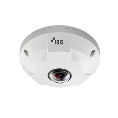 IDIS DC-Y1514W Vandal Resistant Fisheye Kamera CCTV [5 MP]