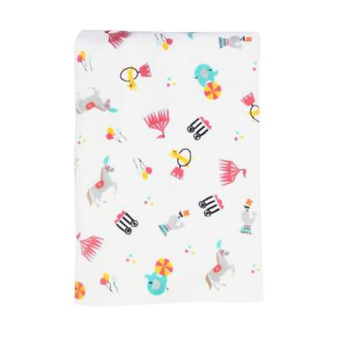 Little Palmerhaus Tottori Baby Towel Circus Animal