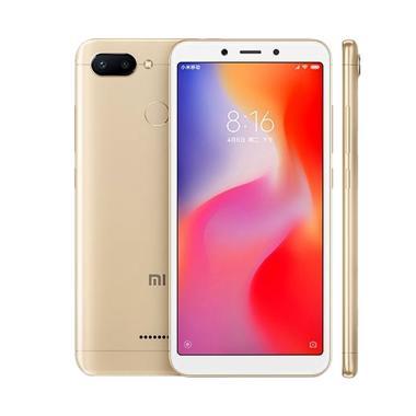 Xiaomi Redmi 6 Smartphone [64GB/ 4GB] TAM