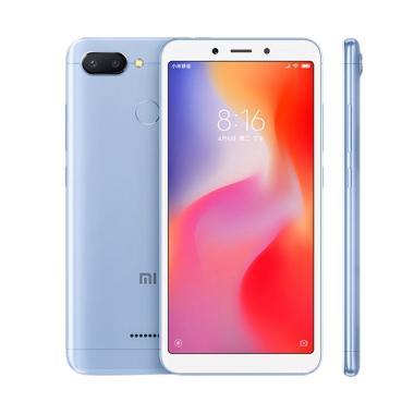 Xiaomi Redmi 6 Smartphone [64GB/ 4GB]