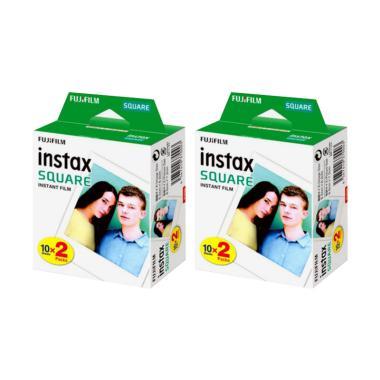harga Fujifilm Paper Square Twin Pack [2 pcs] Blibli.com