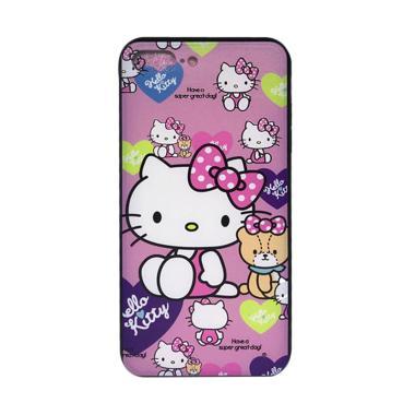 harga JV ACC Fuze Motif Hello Kitty Kode 6 Silikon Casing for iPhone 7 Plus Blibli.com